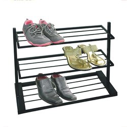 Mild Steel Shoe Rack SR3-3S