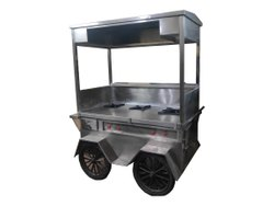 Food Vending Cart