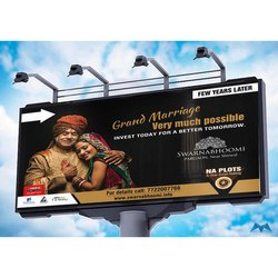 Outdoor Advertising Design Service