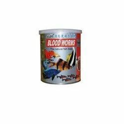 AIM Blood Worms Fish Food, Pack Size: 55 gm
