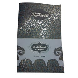 Paper Wedding Card Printing Service, Sivakasi, Tamil Nadu