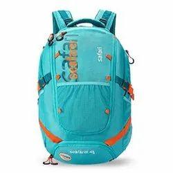 Polyester Safari Travel Backpack