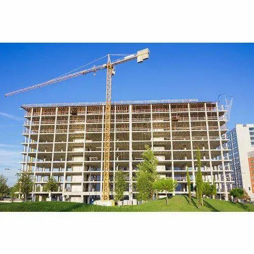 Construction Service Concrete Frame Structures Commercial Buildings Construction