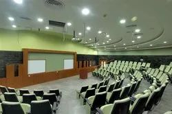 Auditorium Interior Works