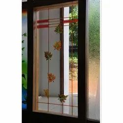 Transparent Ozone Openable Frame Less Glass Door Rs 725 Square Feet Id 20035754797