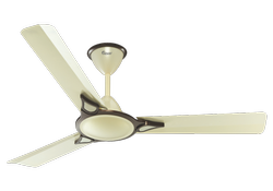 Tulip Ceiling Fan Rainbow Ivory