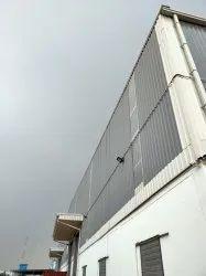 Concrete Frame Structures Industrial Building Construction Services