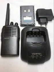 Vertel License free Walkie Talkie Radio