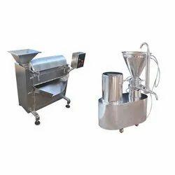 chili Sauce Machine.