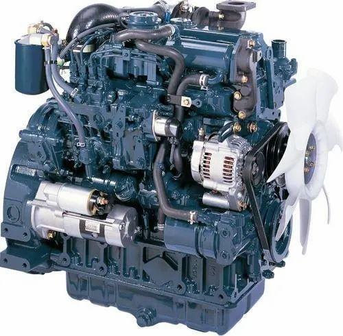 Bobcat Kubota V2203 Engine