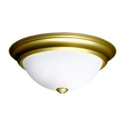 Moon Light Decorative Ceiling Luminaire With Round Opal