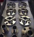VMC Stainless Steel Parts