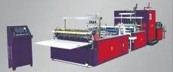Fully Automatic Non-Woven Zipper Bag Making Machine