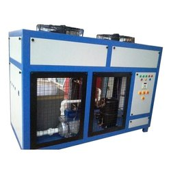 Automatic Electric Water Chiller