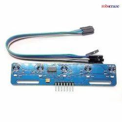 Robocraze TCRT5000 5 Channel IR Infrared Line Follower Sensor Detection Module