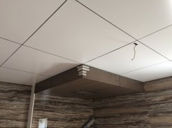 Designer ACP Ceiling Panel Work