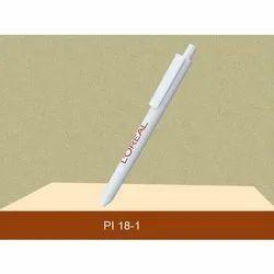 PI-18-1 Plastic Ball Pen