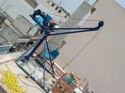 Monkey Hoist Mini Crane single phase