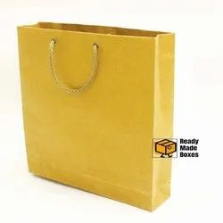 9x9.5x2 Inch Brown Paper Bag