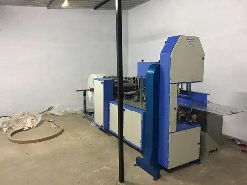 Multisize Paper Napkin Machine