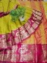 Ladies Fancy Cotton Silk Saree