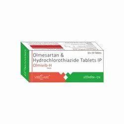 Olmesartan Hydrochlorothiazide 20