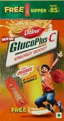 Dabur Gluco Plus C Energy Boost 500 Grm