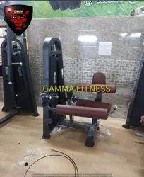 Gamma Fitness Leg Curl Station