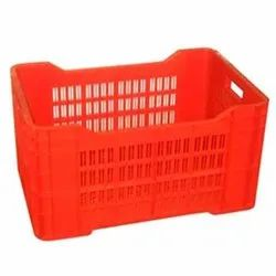 Nilkamal Rectangular Plastic Crate for Industrial