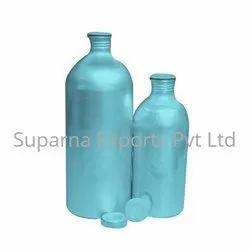 500 ml Aluminum Bottle with Screw Plug