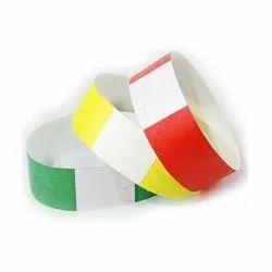 Paper Wrist Bands