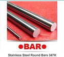 347 H Stainless Steel Round Bar