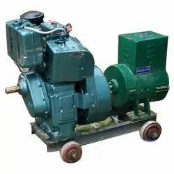 5KVA Usha Single Cylinder Generator