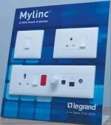 Legrand Mylinc Modular Switches
