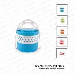 Steel Insulated Lunch Box-LB-228