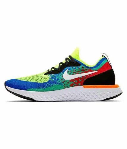 Nike Epic React Flynkit Neon Running