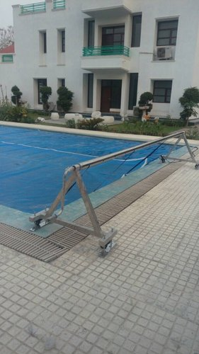 Swimming Pool Covers - Solar Pool Cover Exporter from New Delhi