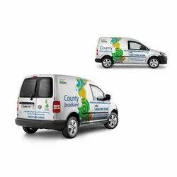 Pp Car,Van Or Bus Vehicle Graphics