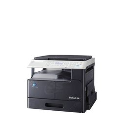 Black & White Konica Minolta Bizhub 206 Multifunction Printer, Laserjet, 20 Ppm