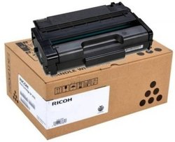 Ricoh Ricoh 3410 Black Toner Cartridge Single Color Ink Toner  (Black)
