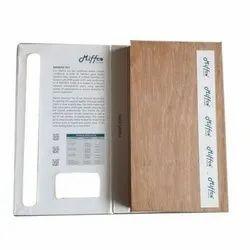 Teak Miffco Rectangular Marine Plywood Sheet, Thickness: 4-6 Mm, for Furniture