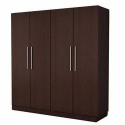 Brown Modern Wooden Almirah, For Storage
