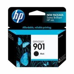 HP 901 Black Original Ink Cartridge (CC653AA)