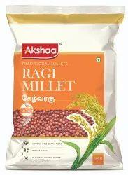 Natural Organic Finger Millet, Packaging Type: Packet
