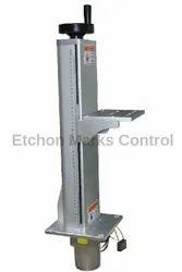 Fiber Laser Gear Motorized Lifting Column