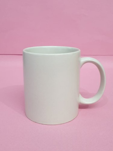 White Ceramic Sublimation Mugs for Gifting