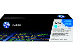 Hp 125a Cyan Toner Cartridge (CB541A)