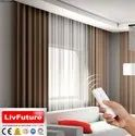 Remote Control Curtain
