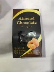 Kenny Delights Chocolate Coated Almond 30 Gram