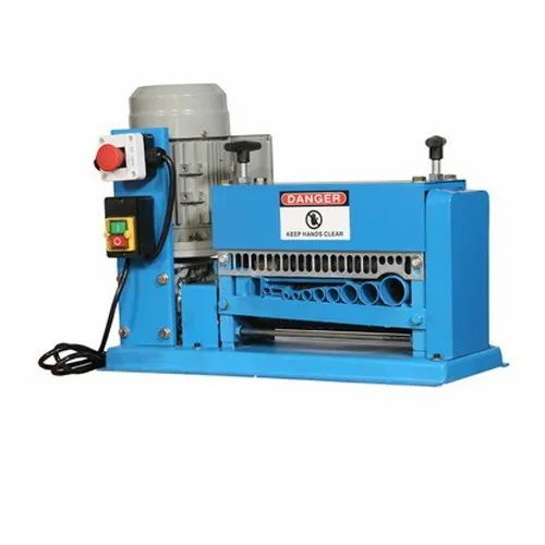 Single Phase 220V Automatic Wire Stripping Machine, Model Number/Name: Rm-2s